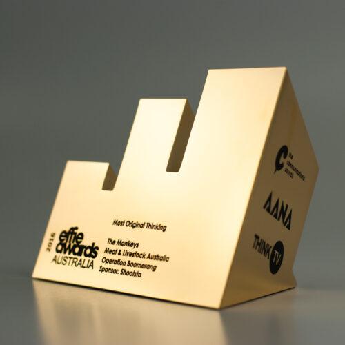Gold Effie Award Australia