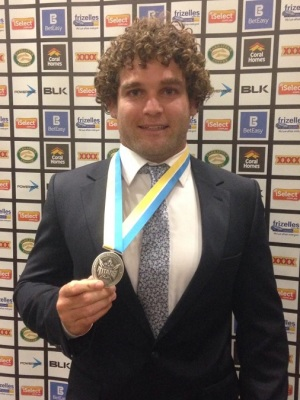 Gold Coast Titans - Paul Broughton Medal