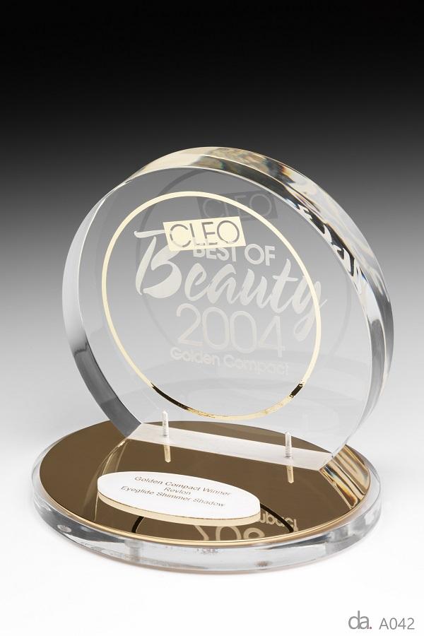 best quality crystal trophies online australia
