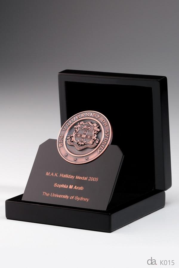 The University of Sydney MAK Halliday Medal