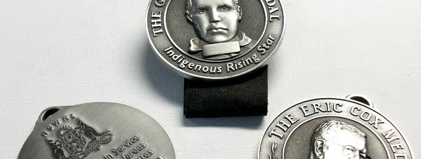 Custom medallions Australia