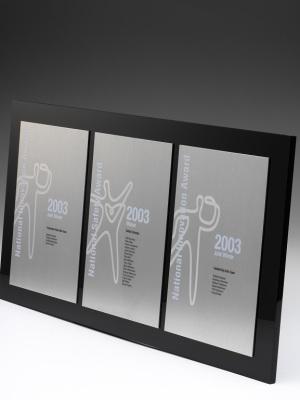 Award plaques - Brass plaques Australia