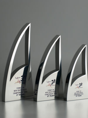 Sydney 38 Yachting Award Custom Trophy