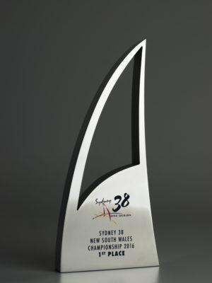 Sydney 38 Yachting Custom Trophy