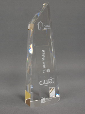 CUA - custom engraved award