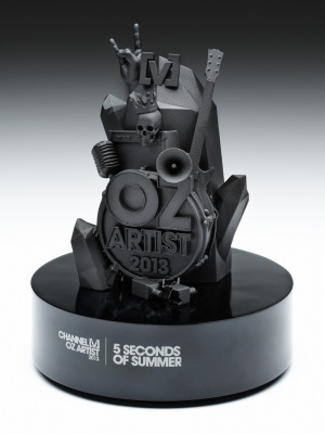 Channel V Oz Artist of the Year Awards