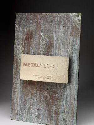 Metal Studio Custom Signage