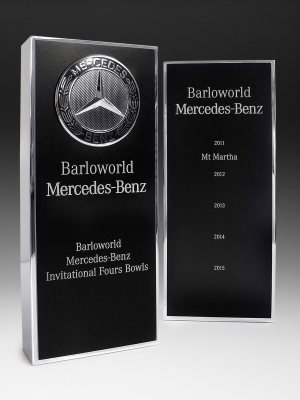 Mercedes Benz Fours Bowls Perpetual Trophy