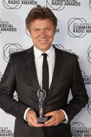 Commercial Radio Awards - Richard Wilkins - Award makers Sydney | Custom Trophies Australia