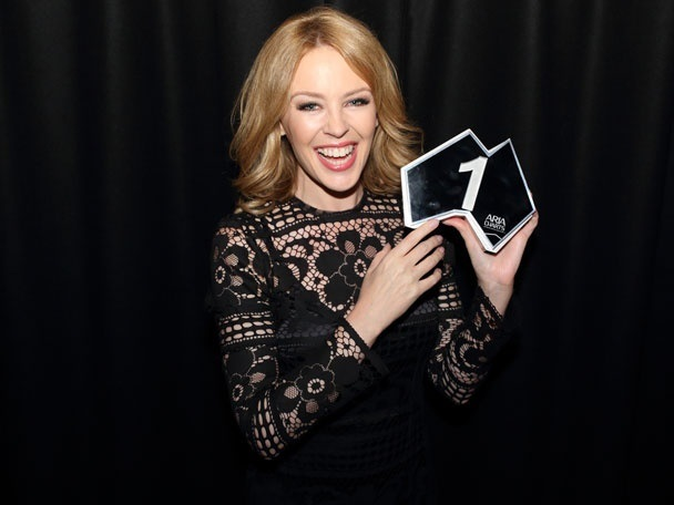 Aria Number-Ones-Kylie-Minogue-456x608 Award makers Sydney