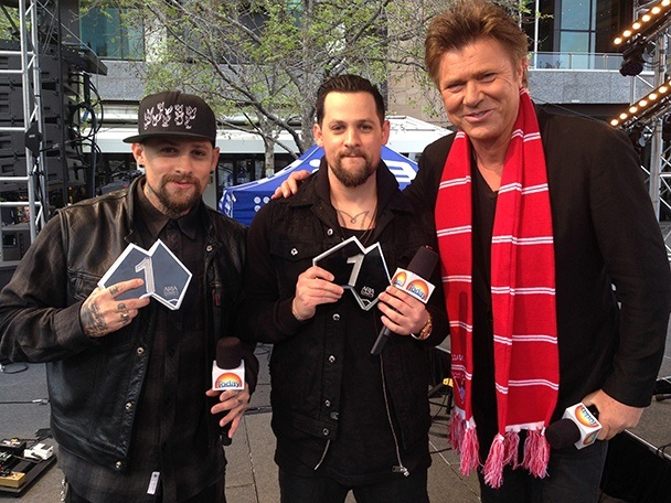 aria-number-ones_The_Madden_Brothers_greetings_Bespoke trophies Sydney