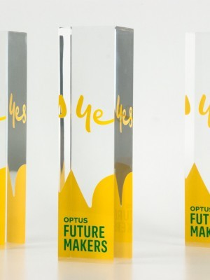 Optus Future Makers | Creative Corporate Award Sydney