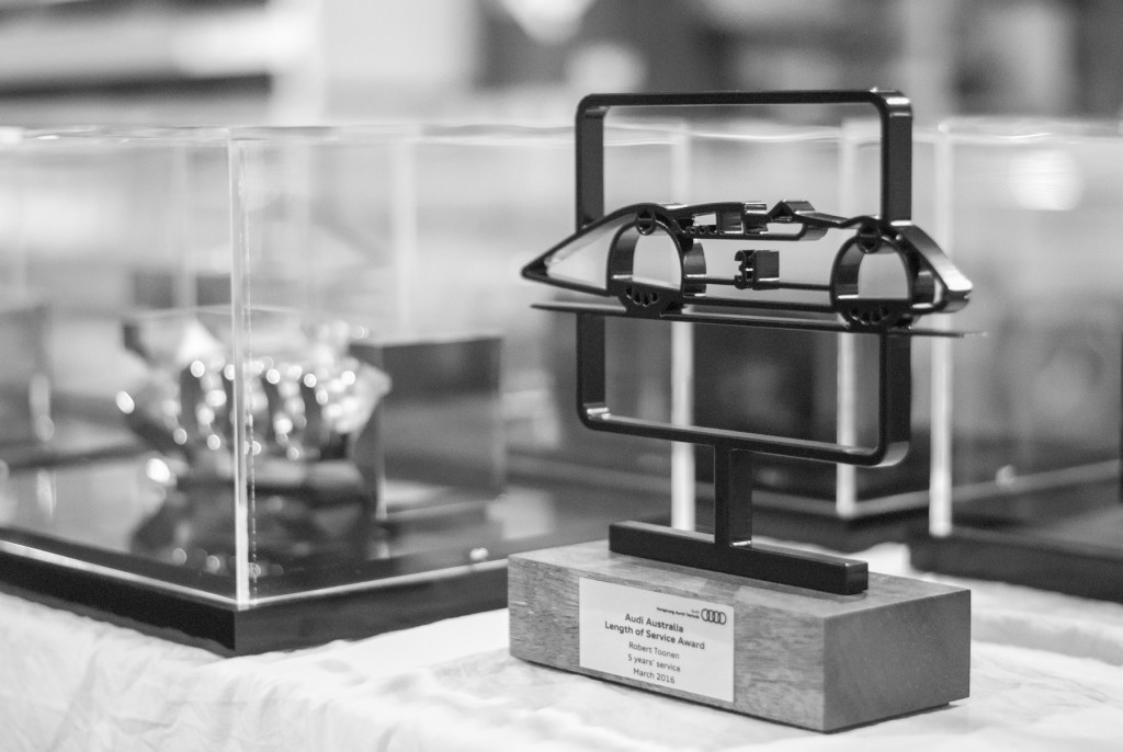 Sydney awards & trophies