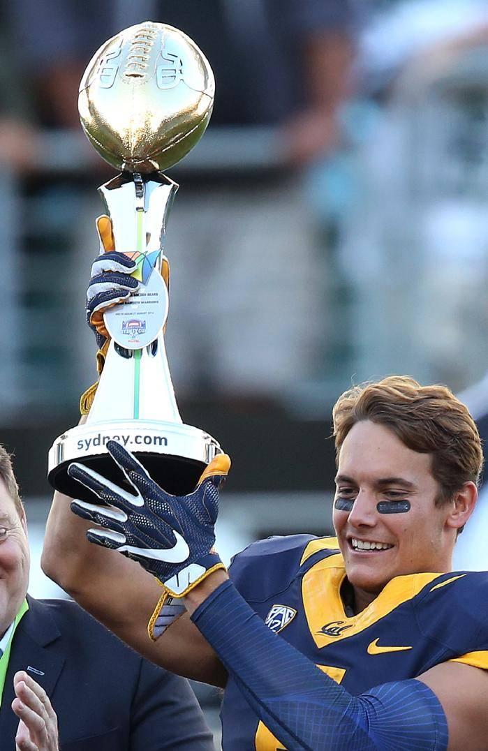 Sydney Cup NFL Trophy