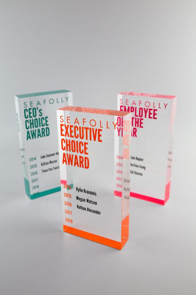 Corporate Perpetual Trophy