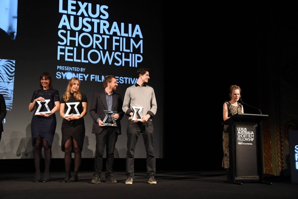 Lexus Film Fellowship Awards