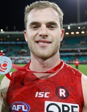 Goodes-O'Loughlin Medal - Tom Mitchell