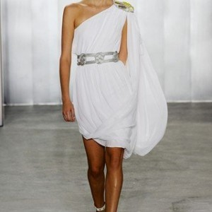 Nothing beats a classic Toga and sandals