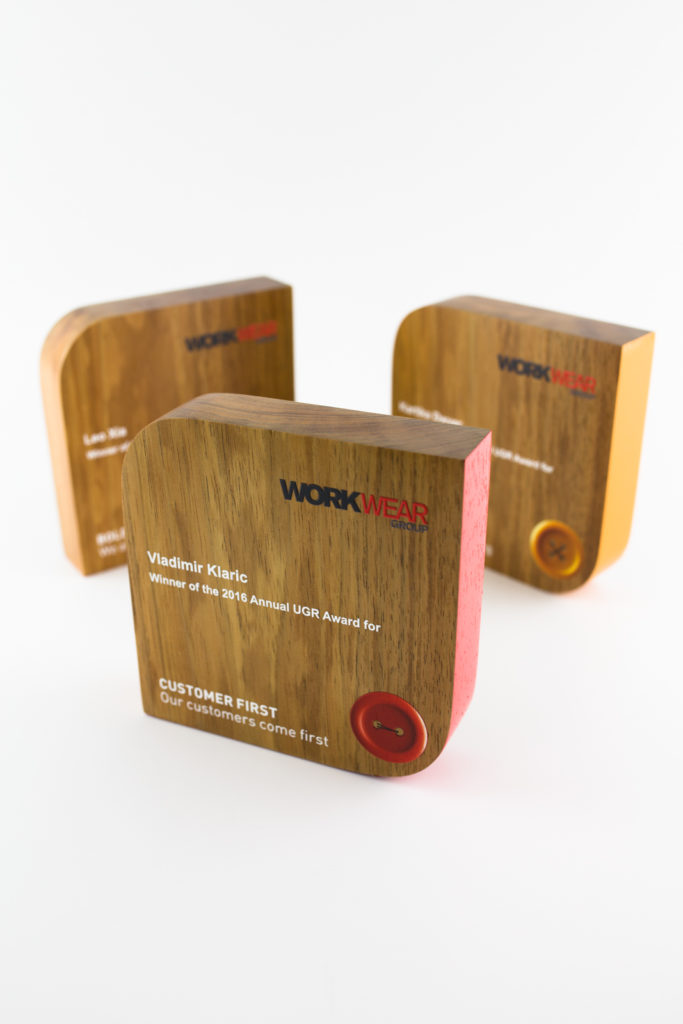 Workwear Sustainable Trophies