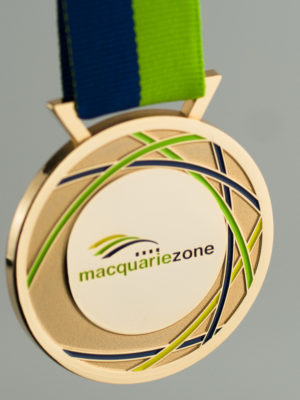 Custom sports medallions Sydney