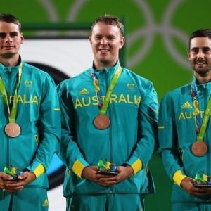 The Men\'s Archery Team