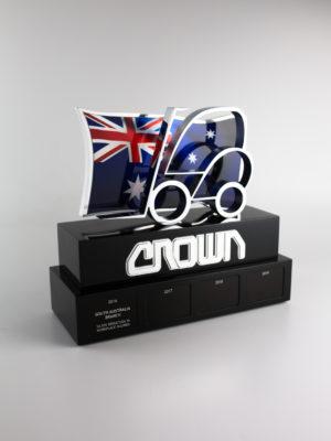 Custom perpetual trophies Victoria