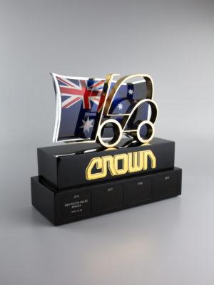 Custom perpetual trophies Australia