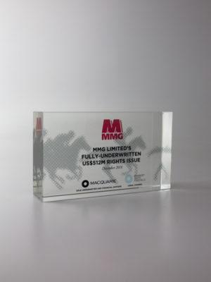 Law Society of NSW Mentoring Crystal Award
