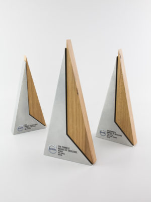 Volvo Awards of Excellence Bespoke Trophies