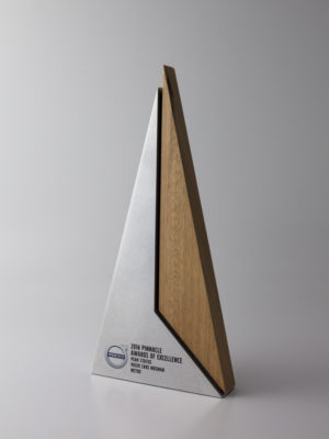 Volvo Awards of Excellence Bespoke Trophy