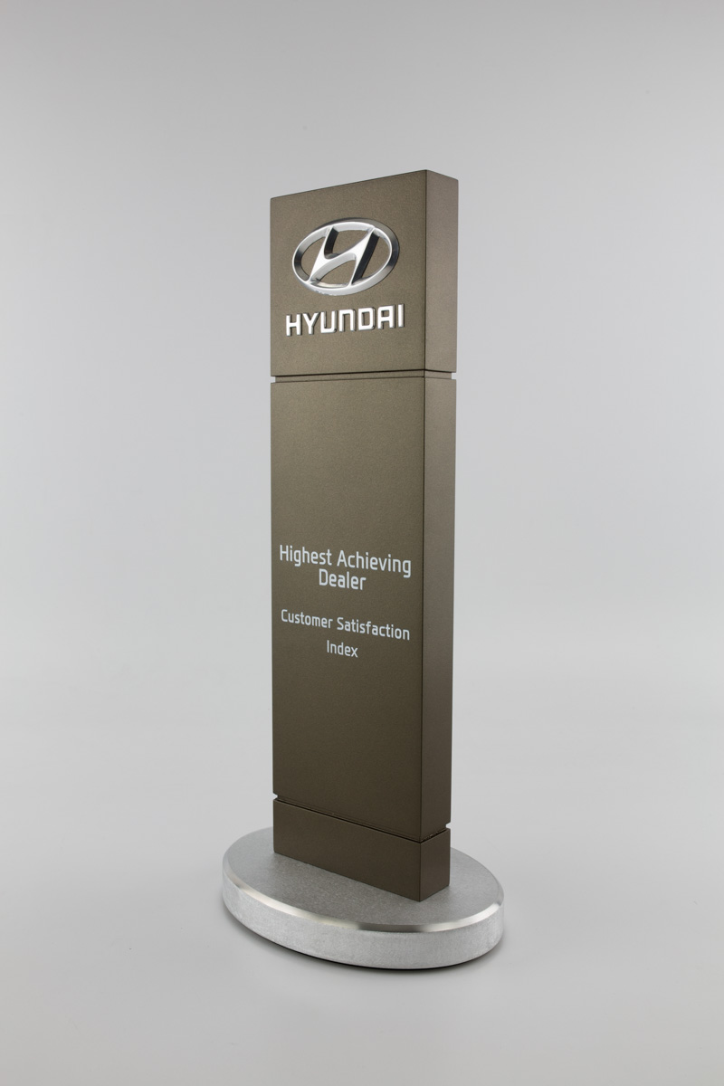Custom Hyundai Trophy Melbourne