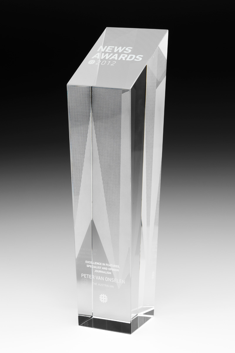 Australias Best In Corporate Awards Trophies Hand Crafted Sydney Melbourne