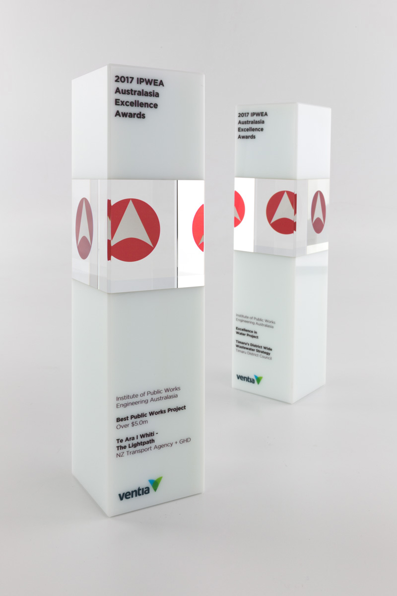 Custom Crystal Awards Melbourne