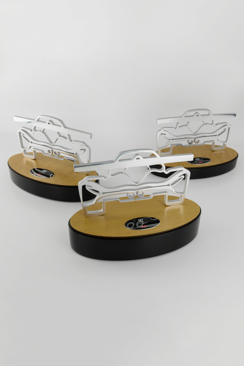 Radical Australia Cup Bespoke Motorsport Racing Trophies
