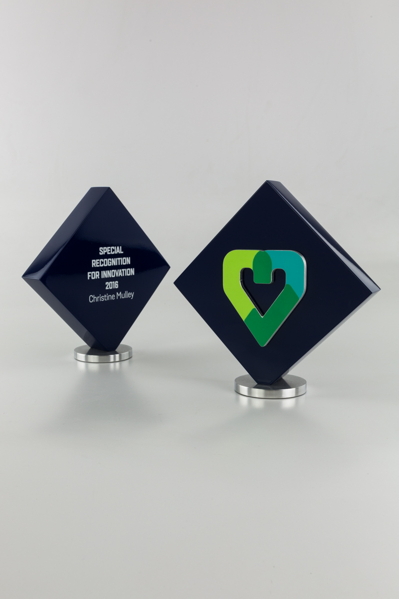 Teacher's Health Special Recognition Award Trophies Australia