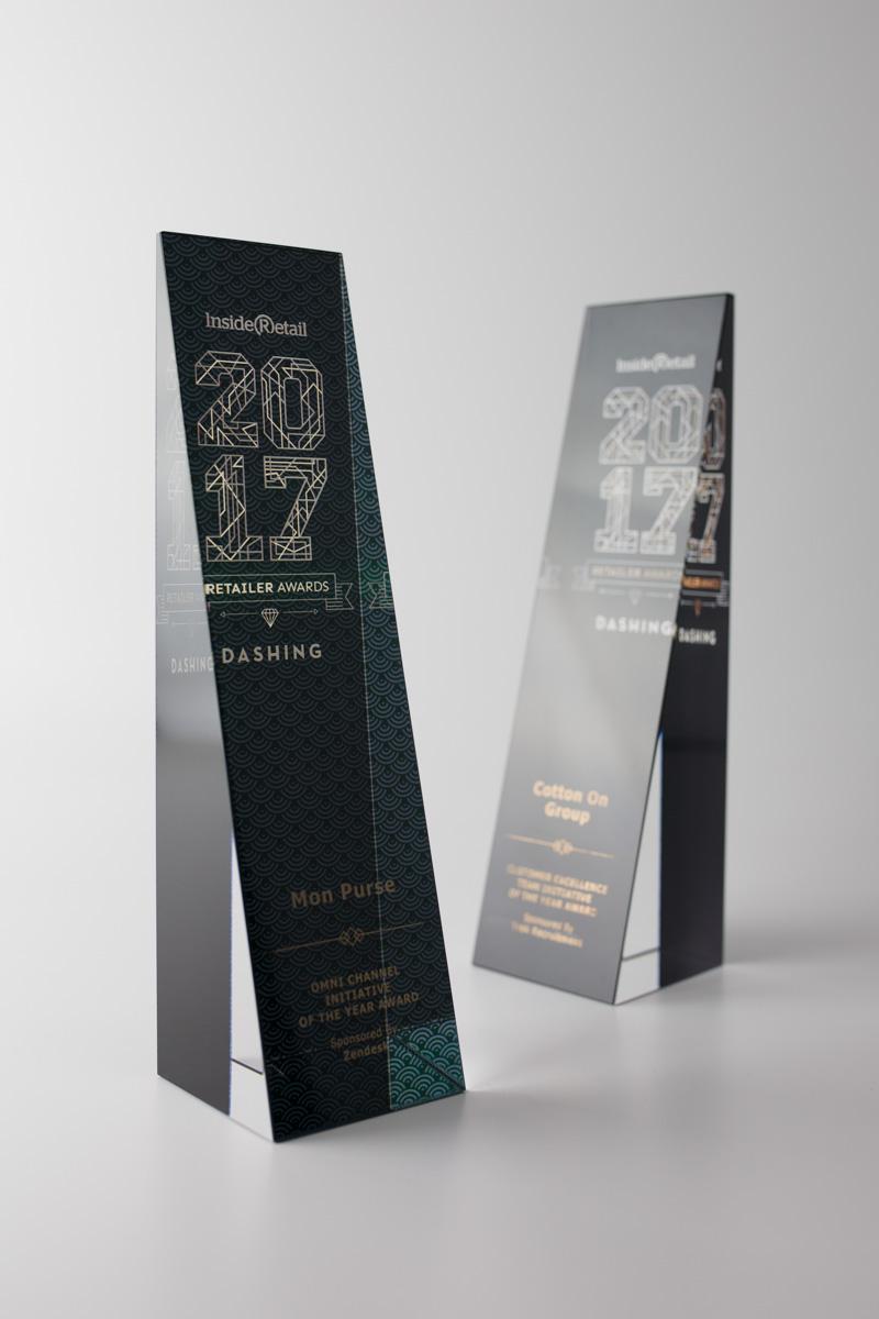 Best Quality Crystal Trophies Online Australia | Design Awards