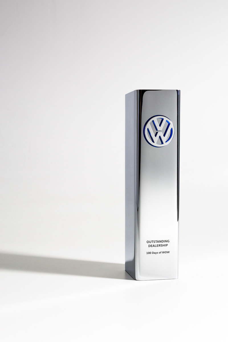 Volkswagen Outstanding Dealership Trophy