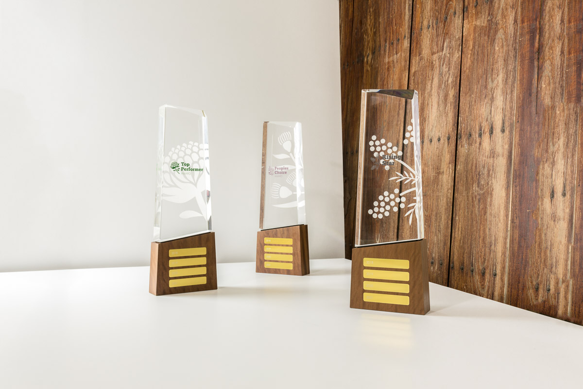 LG Super Sustainable Perpetual Trophies