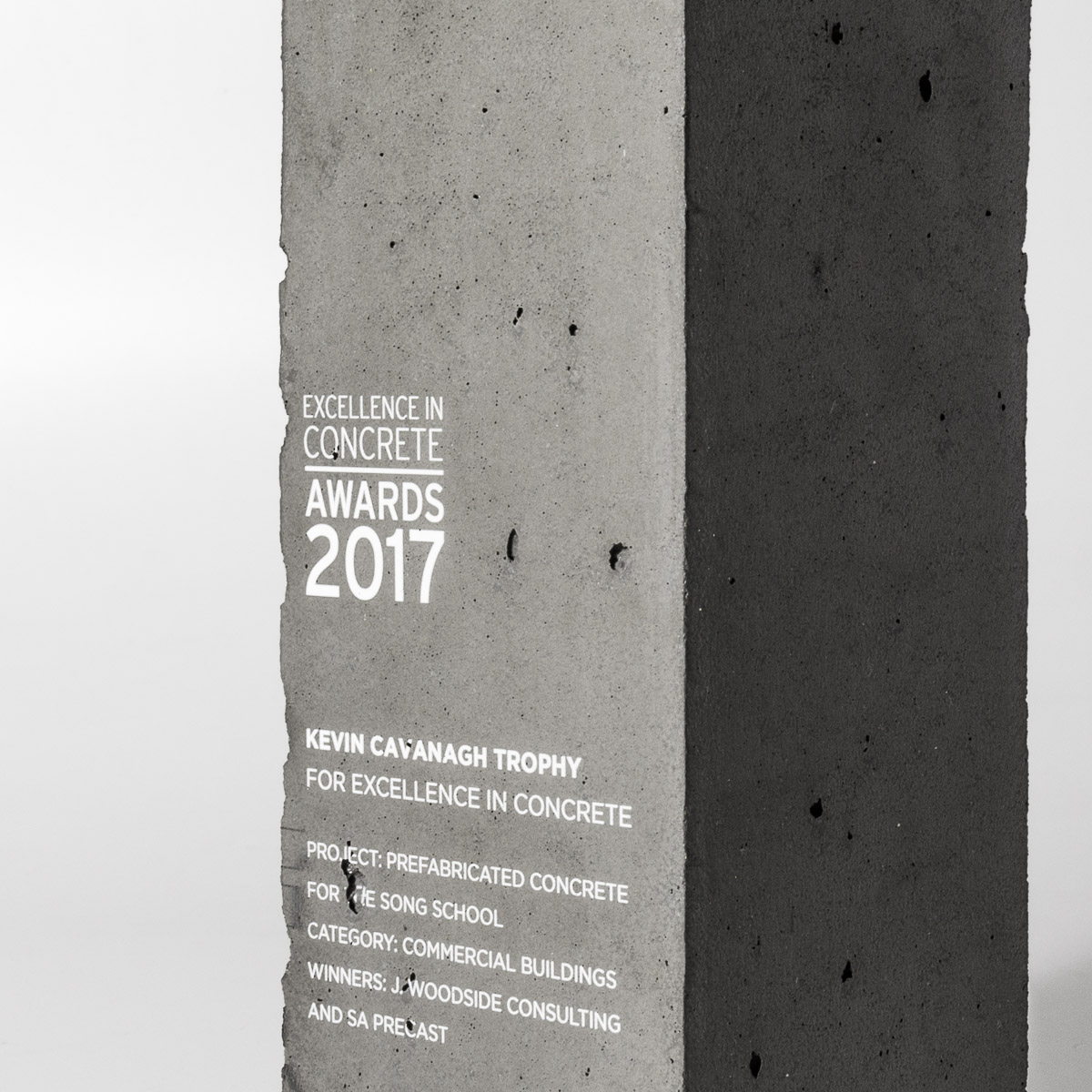 The Concrete Institute of Australia Awards Detail