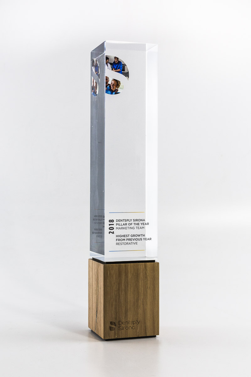 Dentsply Sirone Pillar of the Year Award