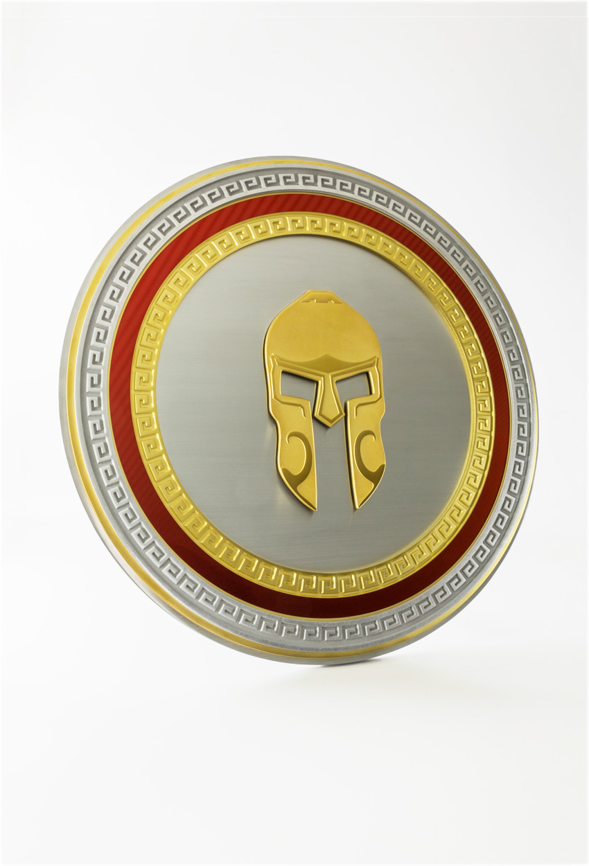 Australian Spartan Shield Award