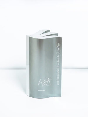 Australian Book Industry Awards Award ABIA Trophies