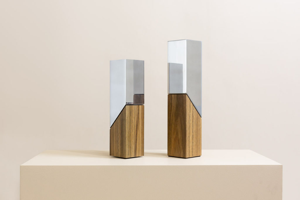 Medium and Large Towers with highly polished finish