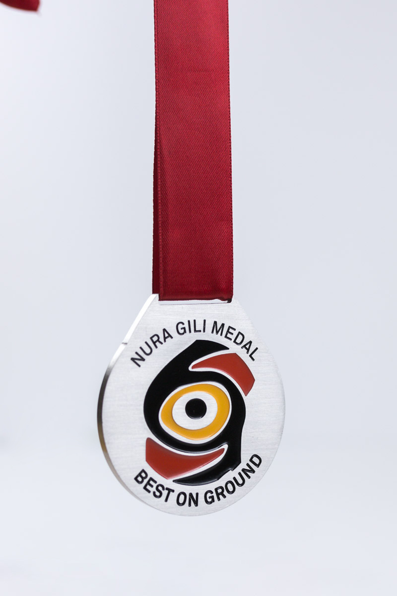 Nura Gili Medal Best on Ground Medallion