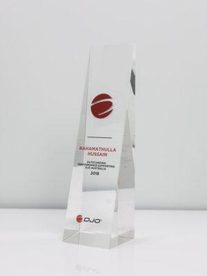 DJO Crystal Trophy