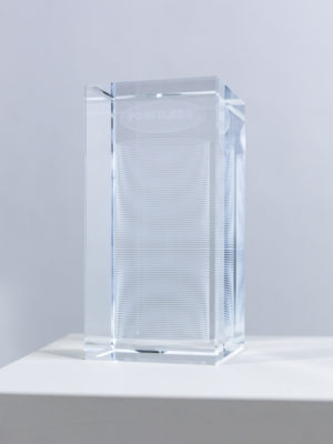 Pointless Australia TV Game Show Trophy