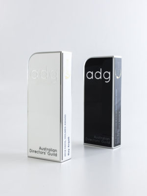 ADG Australian Director's Guild Award Trophies