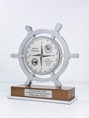 Docker Maritime Union Commemorative Trophy