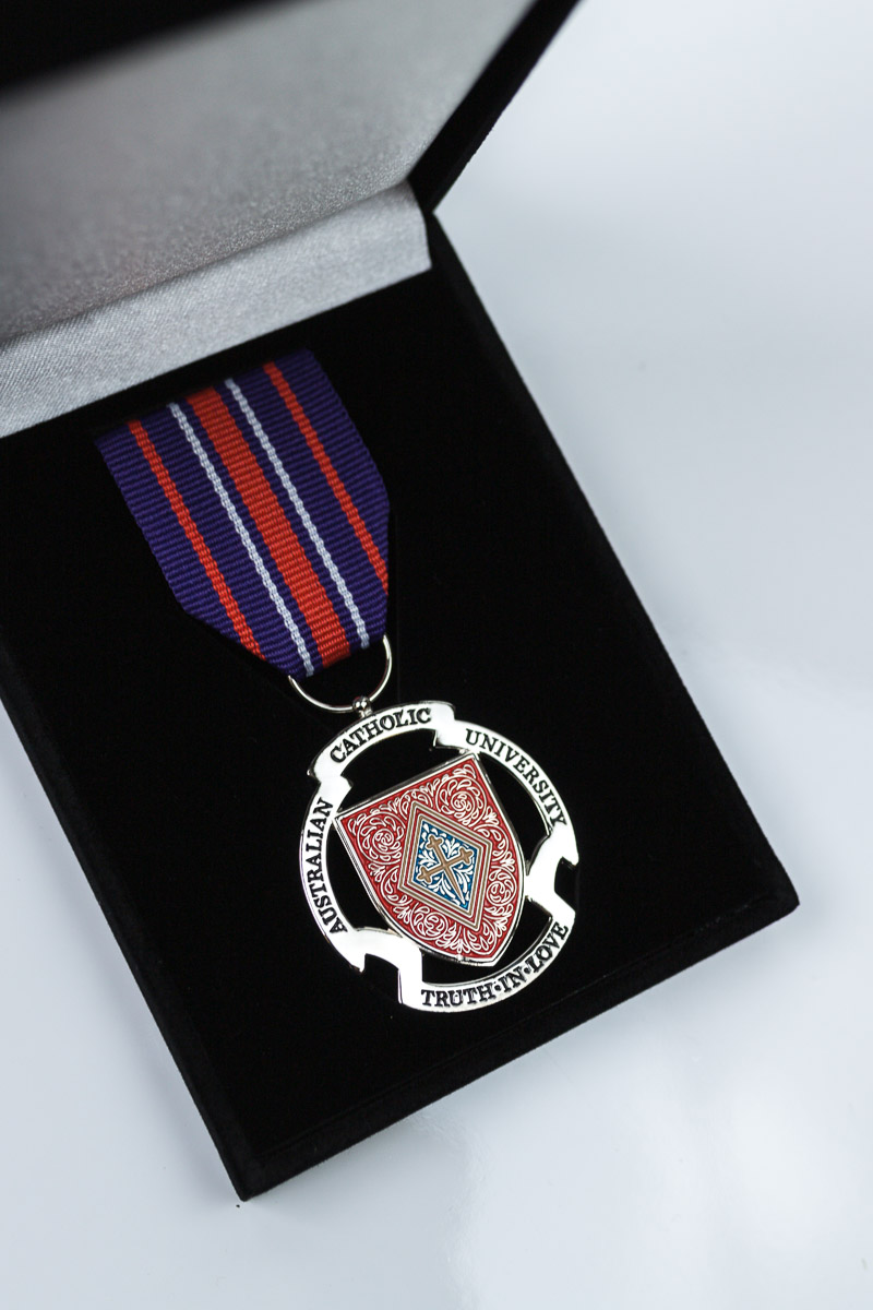ACU Custom Medallion