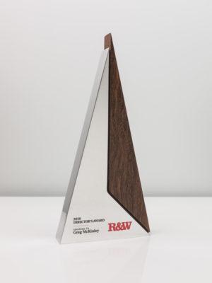 Richardson & Wrench Award Trophy